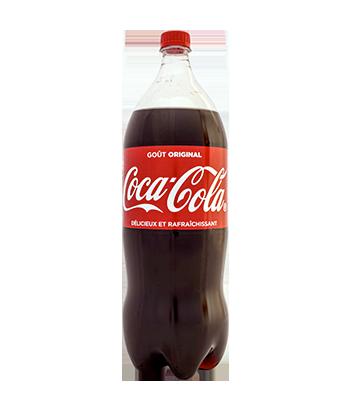 bouteille coca