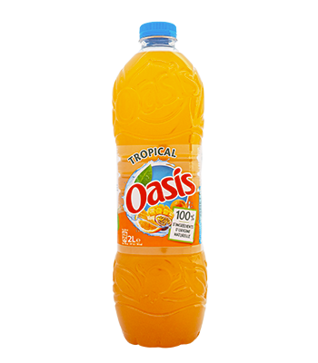 bouteille oasis