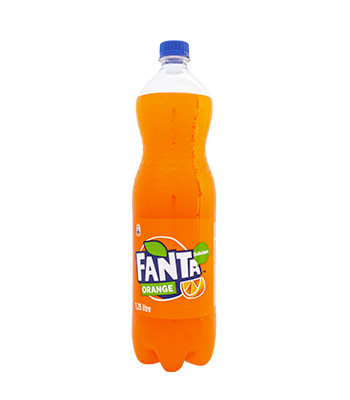 bouteille fanta